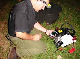Bat Survey with Anabat